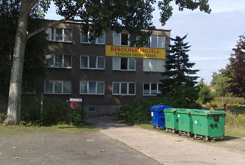 Hotel Pension Berolina