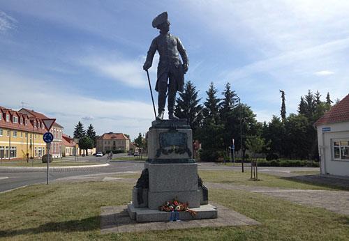 Friedrich-Denkmal in Letschin