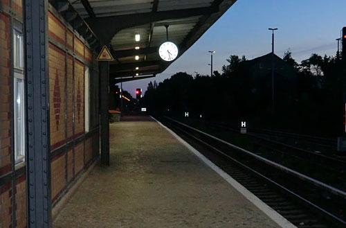 S-Bahnhof Marienfelde