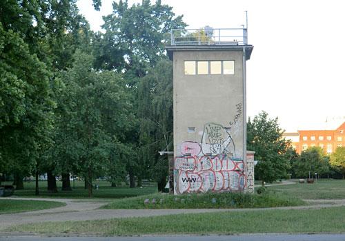 Mauer-Wachturm
