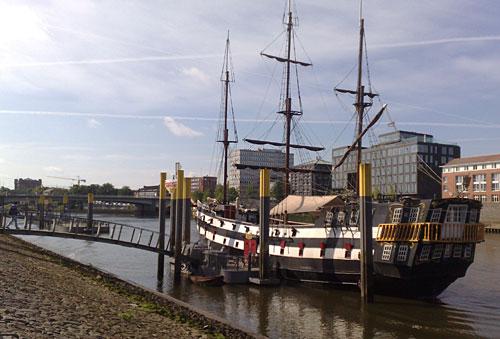 Pankokenship in Bremen