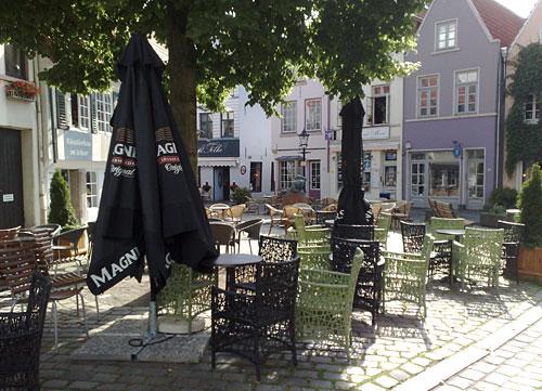 Schnoor in Bremen