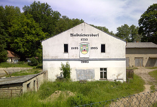 Haus in Waldsieversdorf