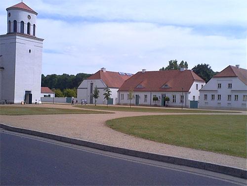 Schinkelkirche in Neuhardenberg