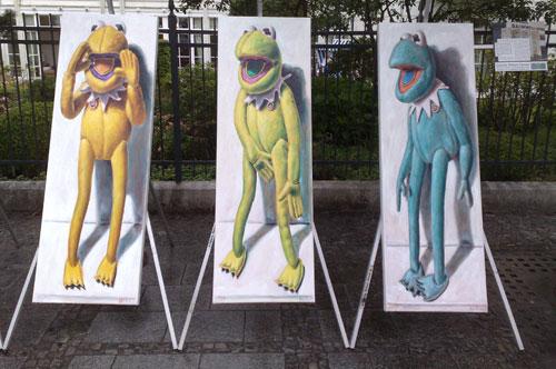 Kermit-Bilder