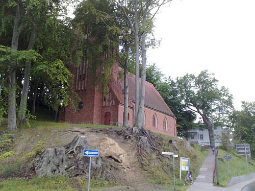Kirche in Binz
