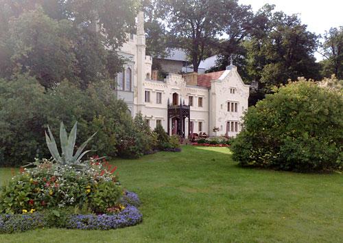 Kleines Schloss im Park Babelsberg
