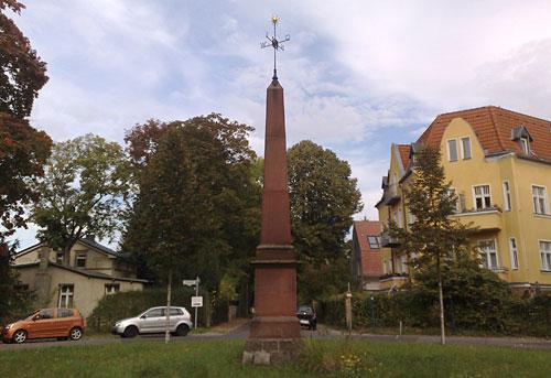 Denkmal auf dem Hirteplatz