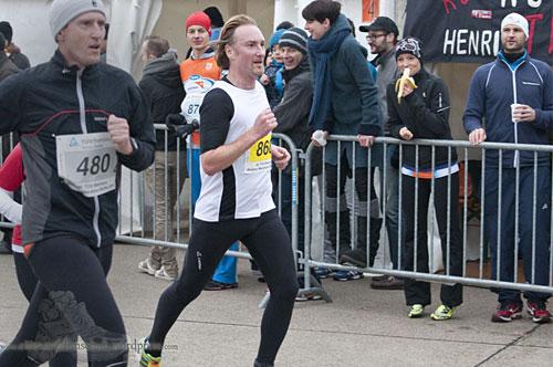 Dynamischer Läufer
