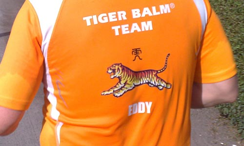 Läufer Tiger Balm Team
