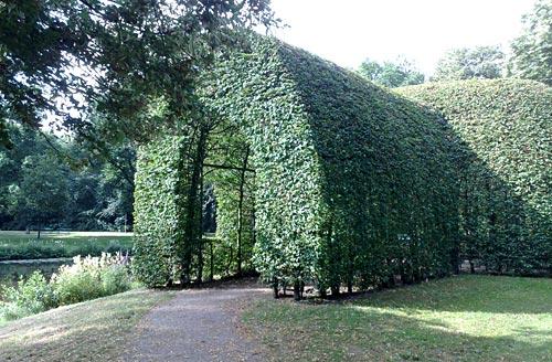 Schöne Impression im Bürgerpark