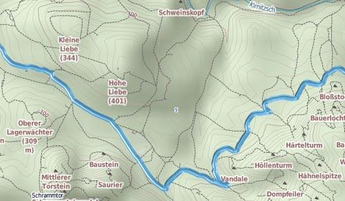 Sächsischen Schweiz, Teil 2