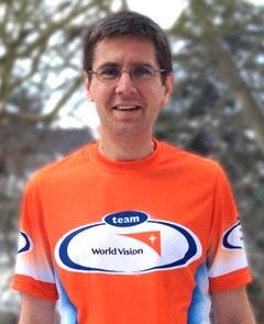 Läufer des Team World Vision