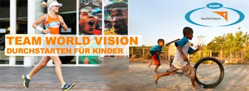 Banner des Team World Vision