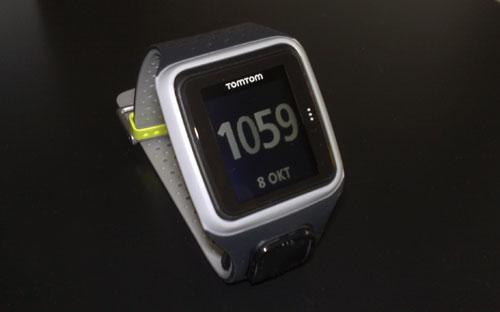 TomTom Runner GPS-Laufuhr