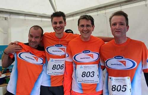 Team World Vision Startläufer