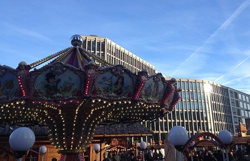 Karussell am Potsdamer Platz