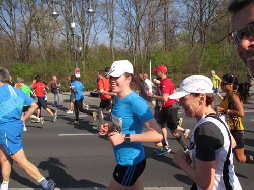Berliner Halbmarathon 2014