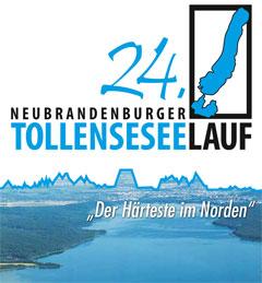 Logo Tollensesee-Lauf