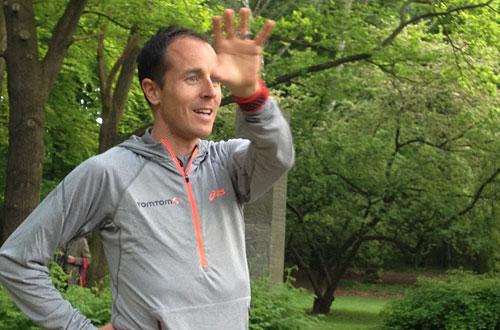 Marathon-Europameister Viktor Röthlin