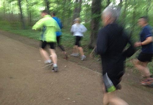 Intervalltraining mit der TomTom Runner Cardio