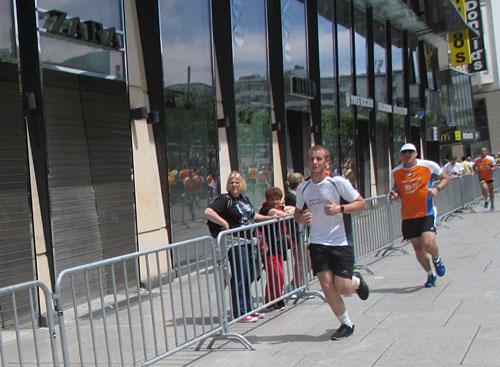 Samsung Running Team Läufer