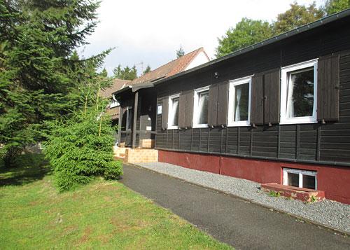 Heimathütte in Hohegeiß, Braunlage/Harz