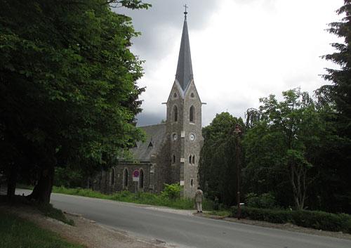 Kirche in Schierke