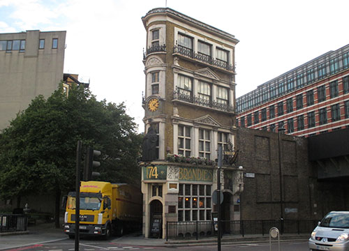 The Blackfriar's Pub