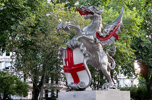 Statue City of London