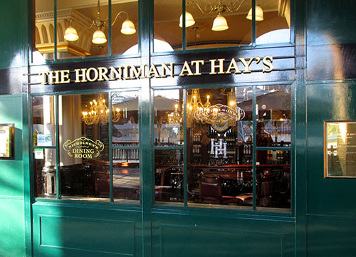 Pub The Horniman at Hay's