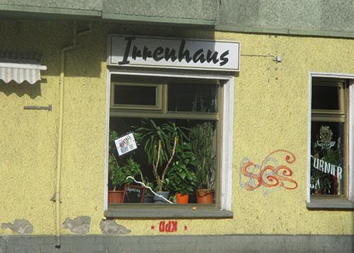 Kneipe Irrenhaus