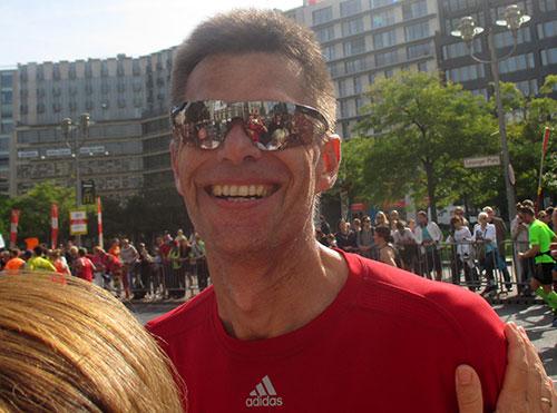 Startblog-F-Läufer bei Kilometer 38,5