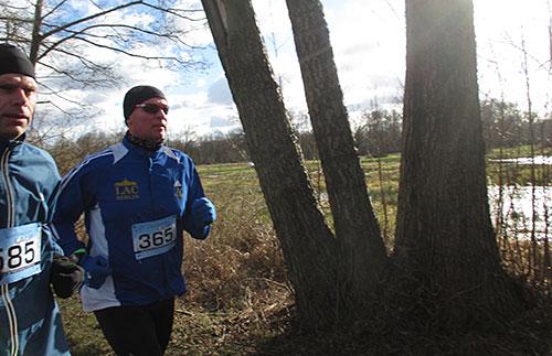 Läufer Frostwiesenlauf 2015