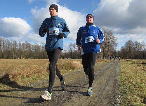 Frostwiesenlauf-Läufer