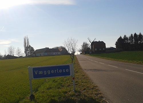 Ein entspannter Lauf über Væggerløse