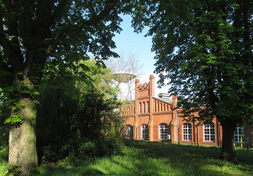 Gebäude Gaswerk Mariendorf