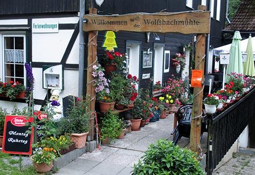 Restaurant Wolfsbachmühle