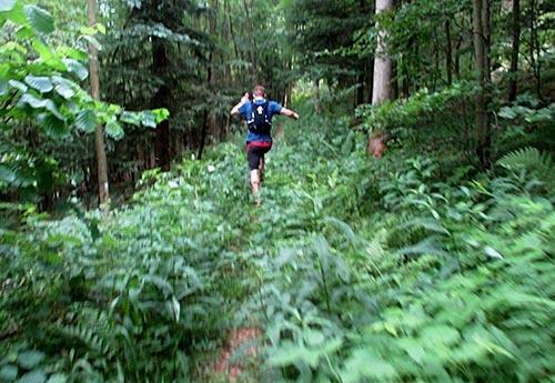 Single-Trail macht Spaß