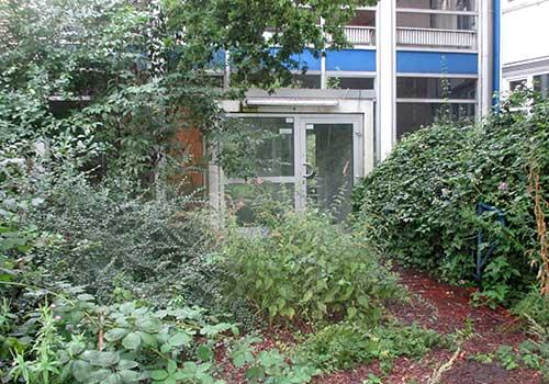 Verlassene Grundschule Beim Sattelhof