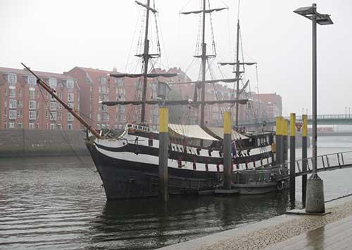 Pannekoekship in Bremen