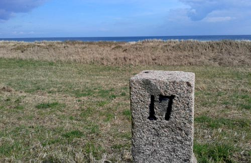 Kilometerstein 17