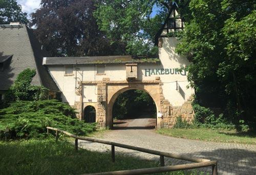 Die Hakeburg