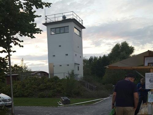 VP20 Grenzturm Nieder Neuendorf bei km 123,4