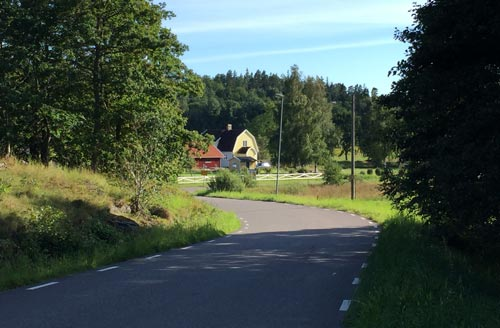 Häuser in Lövekulle