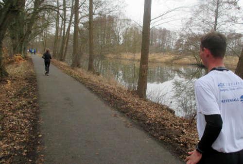 Letzte Kilometer am Finowkanal