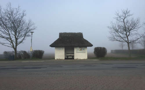 Bushaltestelle Niehagen
