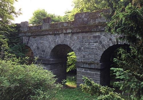 Aquädukt im Bergpark Wilhelmshöhe