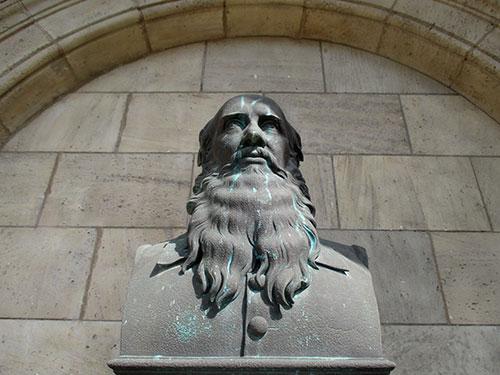 Büste Friedrich Ludwig Jahn