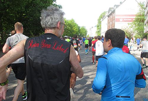 Läufer-Bekanntschaft aus Lübeck